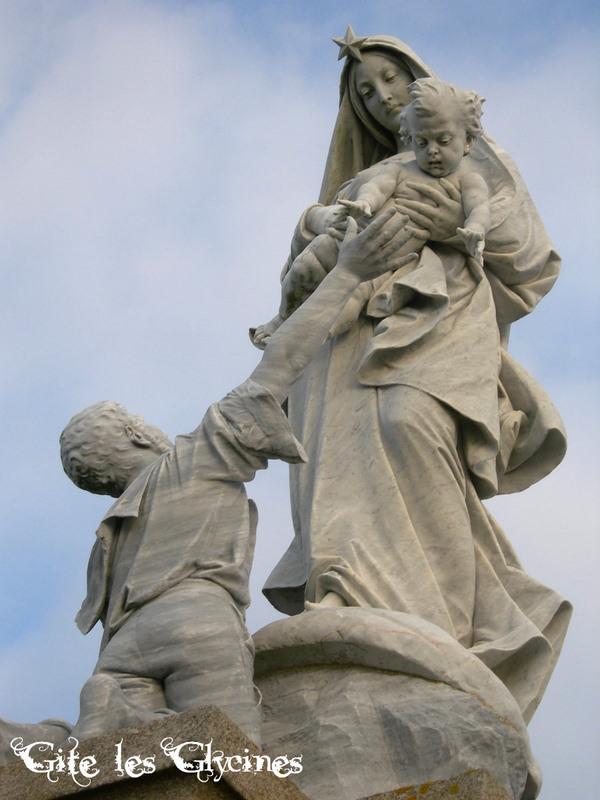 Notre Dame des Naufragés à la Pointe du Raz