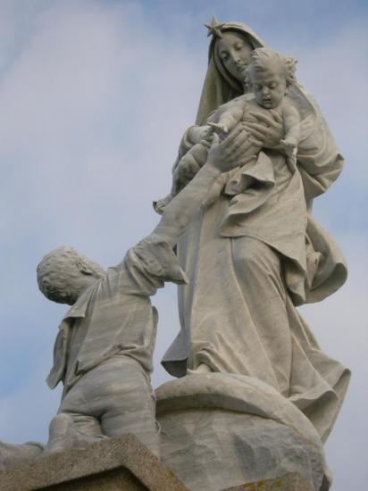 Notre Dame des Naufragés (à la Pointe du Raz)