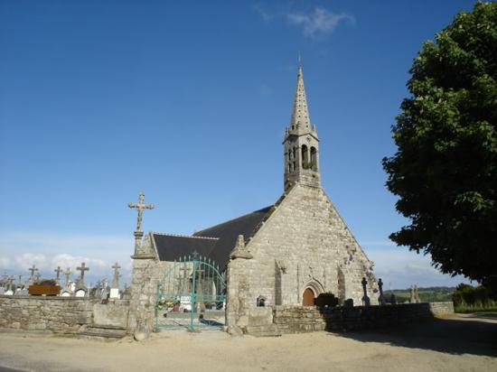 L'église de Meilars