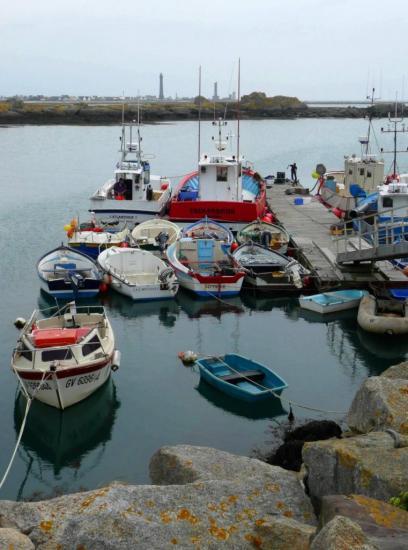 bateaux à St Gué