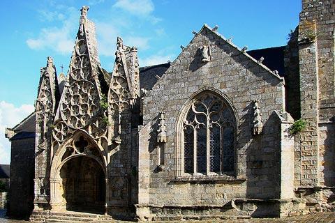 Eglise à Pont Croix